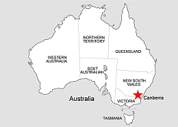Australia free vector map lossless scalable AI,PDF map for ...