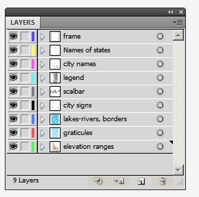elevation-layers