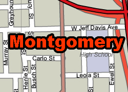Montgomery vector map