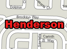 Henderson vector map
