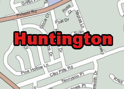 Huntington vector map
